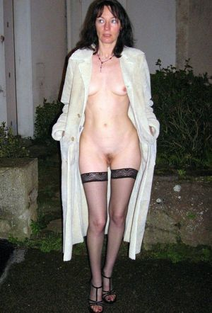 mature naked pussy