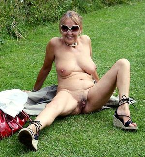 old naked granny pics