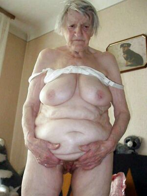 hot grannies naked