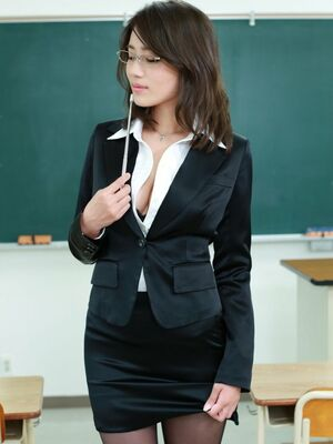 sexy girl teacher