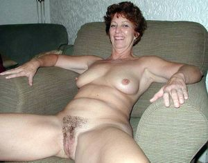 pure mature naked