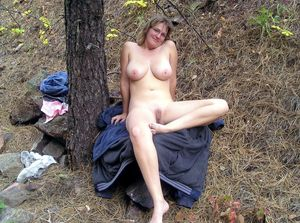 very old granny nude