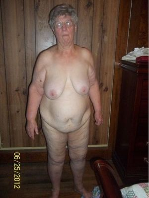 old fat granny pussy