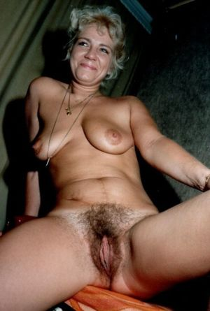 hairy mature women videos