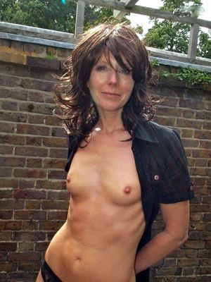 long nipple milf