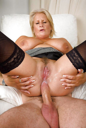 mature women having anal sex