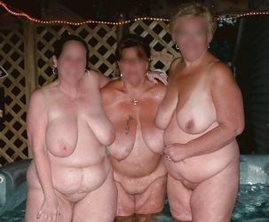 Granny pic fat A brief
